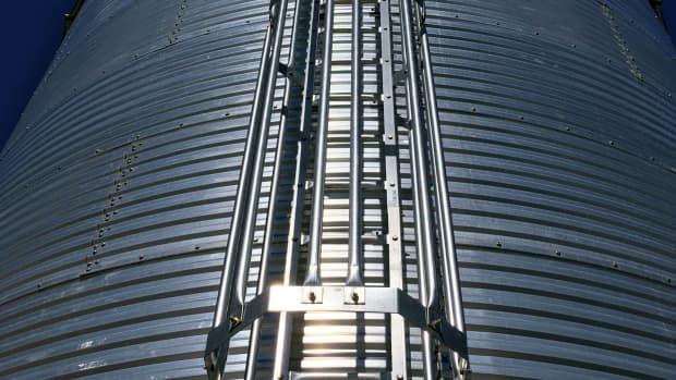 Grain Bin.