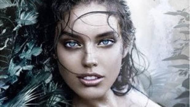 Emily DiDonato for Acqua di Gioia Perfume.
