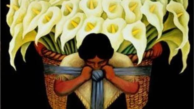 Diego Rivera, artist