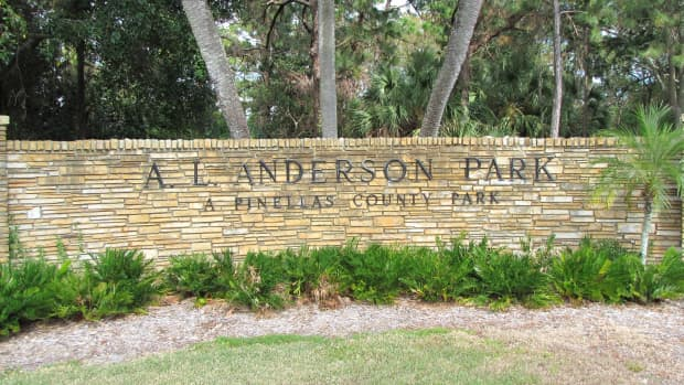 visiting-anderson-park-tarpon-springs-florida