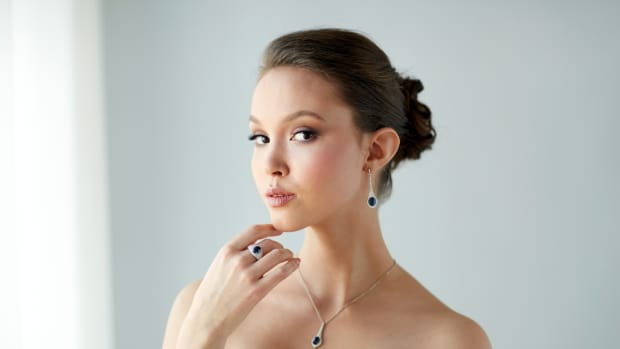 tanzanite-jewelry-alternatives-for-brides-to-be