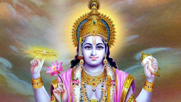 vishnu-foremost-hindu-god-and-his-appearance-as-vamana-the-dwarf-god