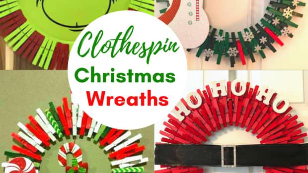 christmas-clothespin-wreath-ideas