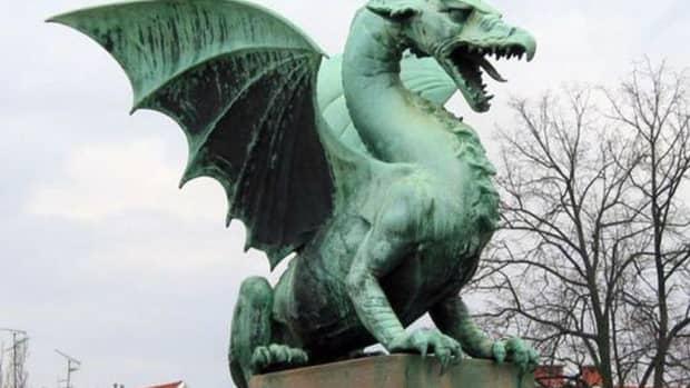 dragongargoylestatues