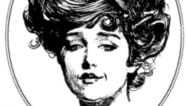 gibson-girls-american-beauty-icons