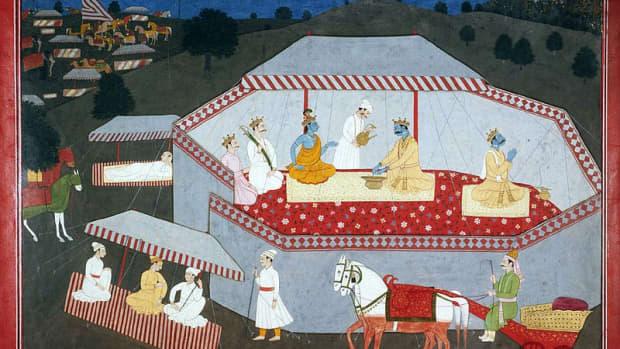 pahari-miniature-paintings-the-origin-and-the-great-masters