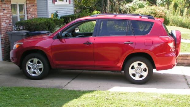 2008 Toyota Rav-4