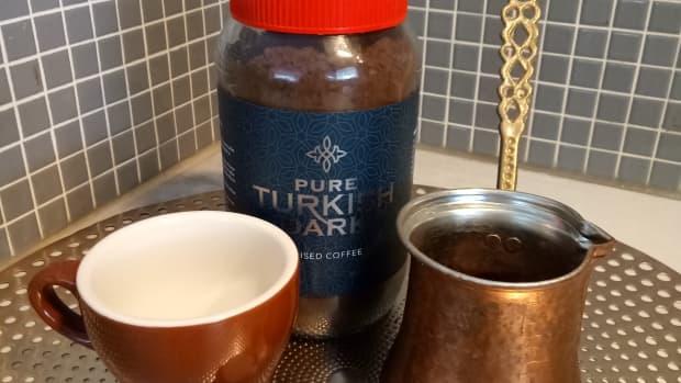 how-to-make-a-greek-coffee