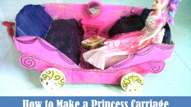 how-to-make-a-princess-carriage-out-of-cardboard