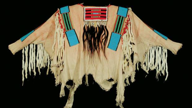 making-crow-indian-war-shirt