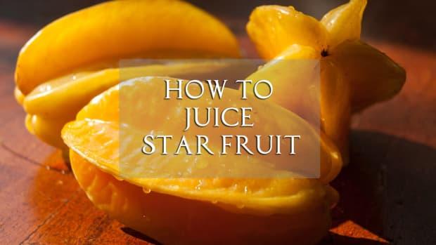 juice-star-fruit