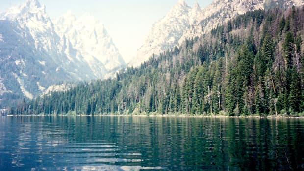 Beautiful Jenny Lake