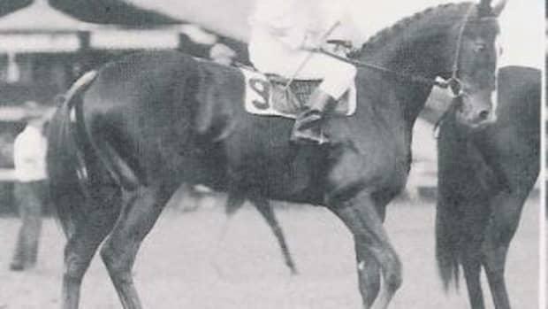 Regret, 1915 Kentucky Derby winner