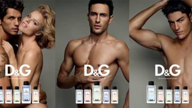 D&G Fragrance Anthology Campaign