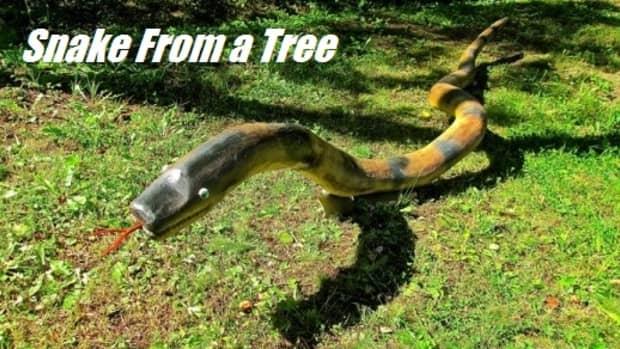 how-to-make-wood-anaconda-snakes-from-trees
