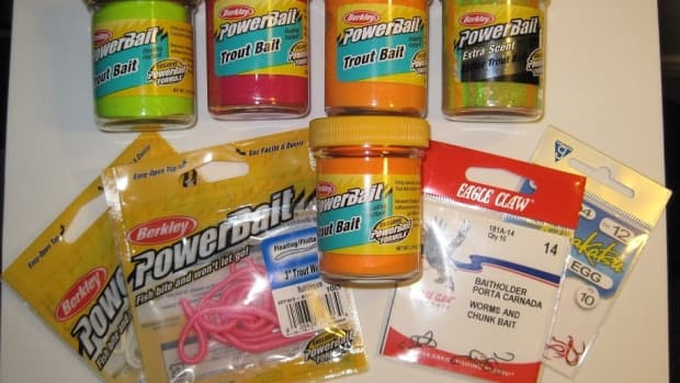 field-study-lures-and-baits-for-stocked-rainbow-trout
