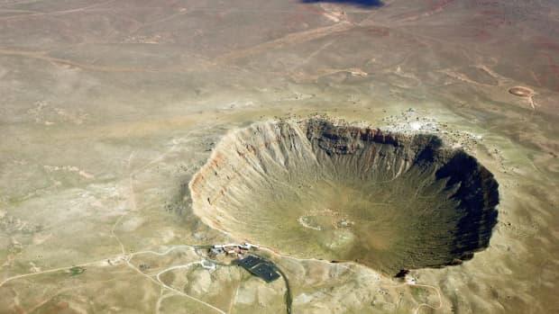 历史上十大陨石撞击事件