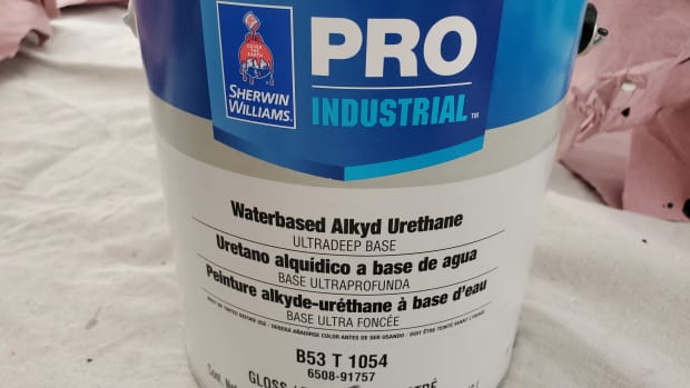 my-review-of-sherwin-williams-pro-industrial-waterbased-alkyd-urethane-enamel
