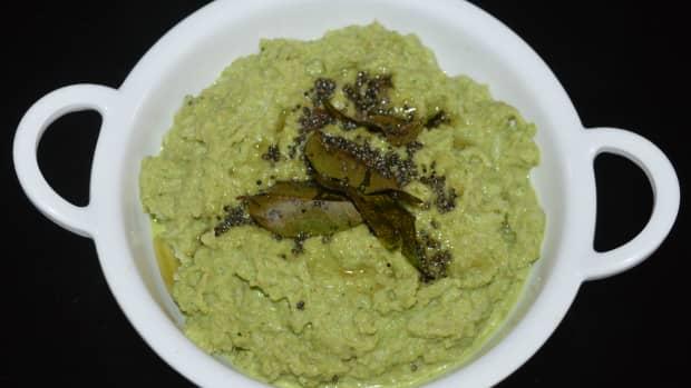 how-to-make-moolangi-chutney-radish-chutney