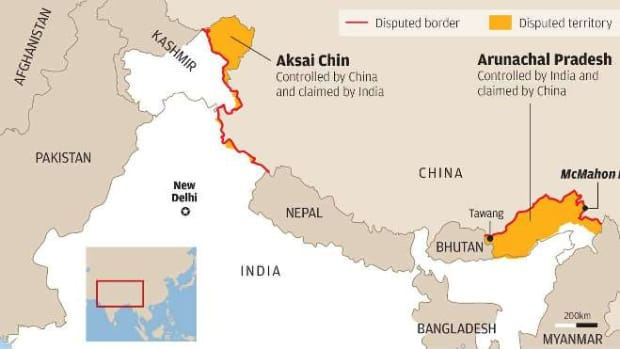 the-indian-political-leadership-did-not-take-any-lessons-from-history-while-dealing-with-china