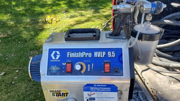 my-review-of-the-graco-95-hvlp-pro-comp-sprayer