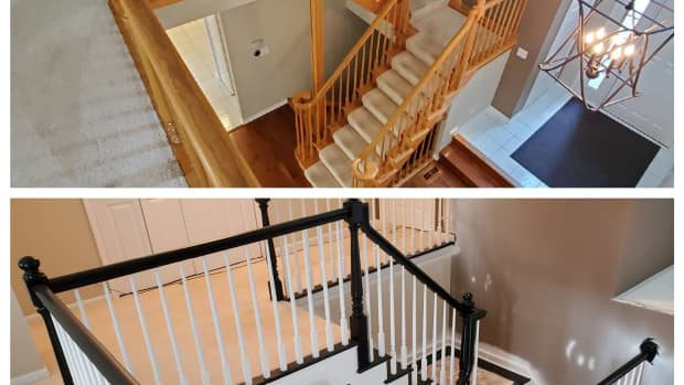 tips-for-painting-a-staircase-black-and-white