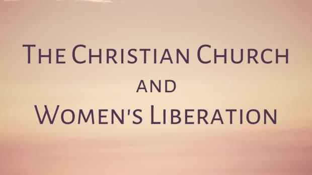 does-the-christian-church-hamper-womens-liberation