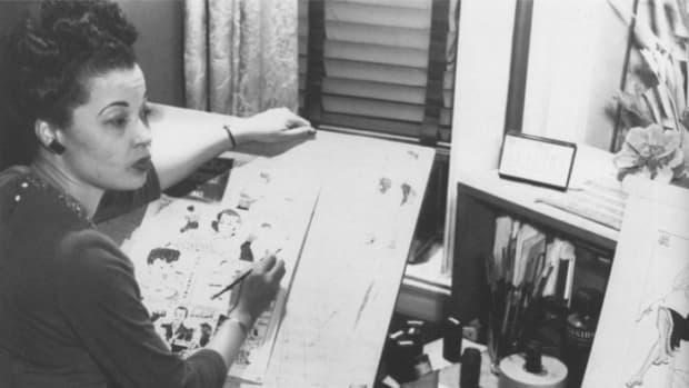 jackie-ormes-first-african-american-female-cartoonist