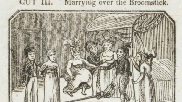 jumping-the-broomstick-wedding-tradition