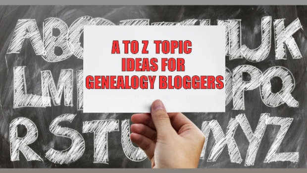 a-to-z-topic-ideas-for-genealogy-bloggers