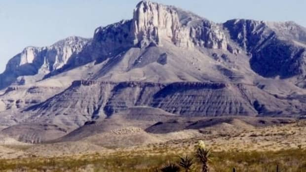texas-national-park-guadalupe-mountains-scenic-geological-significance