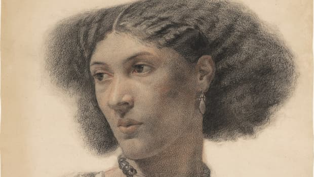 the-unconventional-life-of-jamaican-pre-raphaelite-art-model-fanny-eaton
