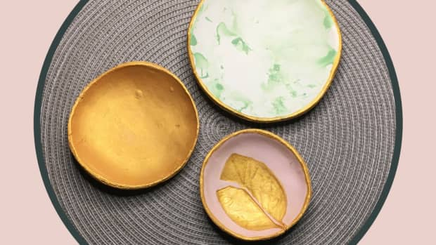 how-to-make-airdry-clay-trinket-dishes-diy-project
