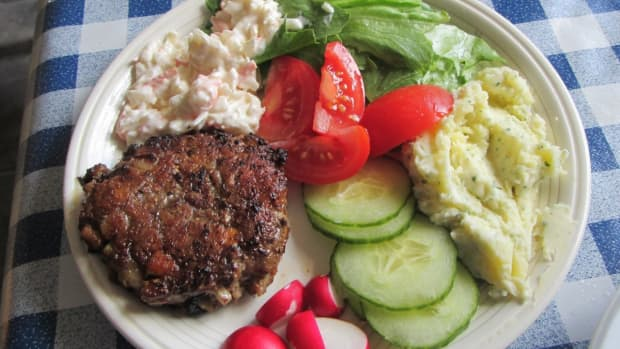 how-to-make-beef-burgers-homemade-mince-ground-steak-ham-meat-recipe