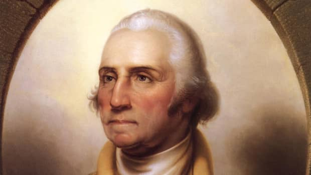 """George Washington said, """"The duty of all Nations to acknowledge the providence of Almighty God, to obey his will, to be grateful for his benefits, and humbly to implore his protection and favor . . ."""""""
