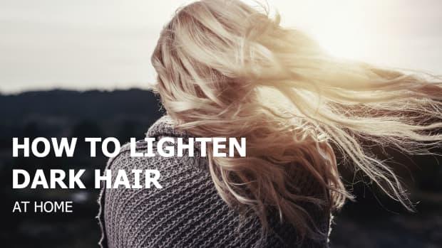 how-to-bleach-dark-hair-at-home