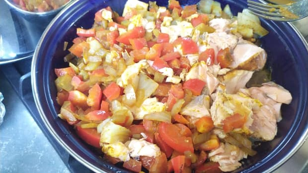 vegetable-mix-with-salmon