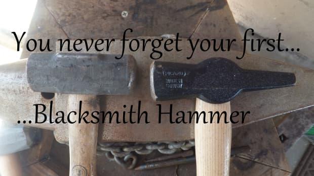 choosing-your-first-hammer-for-blacksmithing