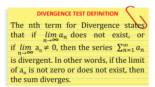 divergence-test-determining-if-a-series-converges-or-diverges