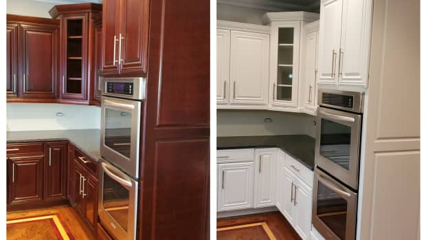 tips-for-painting-cherry-cabinets-white