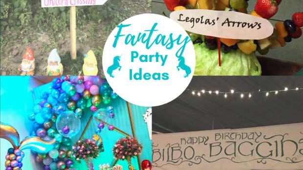 fantasy-themed-birthday-party-ideas