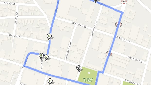 downtown-santa-fe-longmire-walking-tour