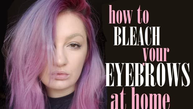 how-to-lighten-your-eyebrows-with-bleach-at-home