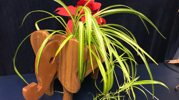 how-to-make-a-wooden-elephant-planter-box