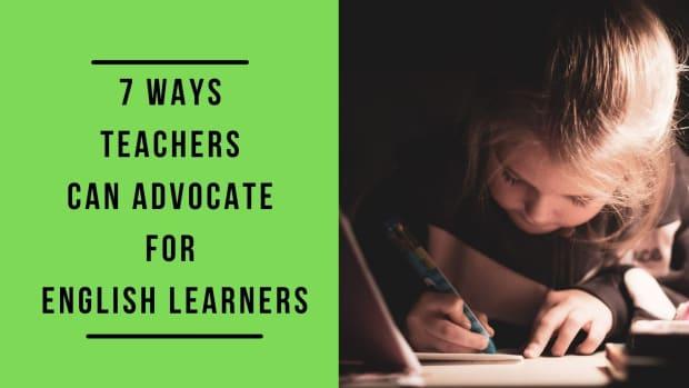 英语学习者的五种方式——教师可以倡导