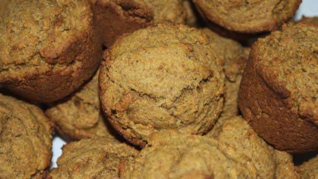 vegan-pumpkin-muffin