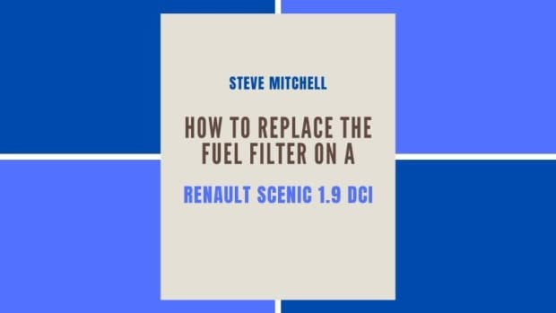 how-to-replace-fuel-filter-renault-scenic-19-dci