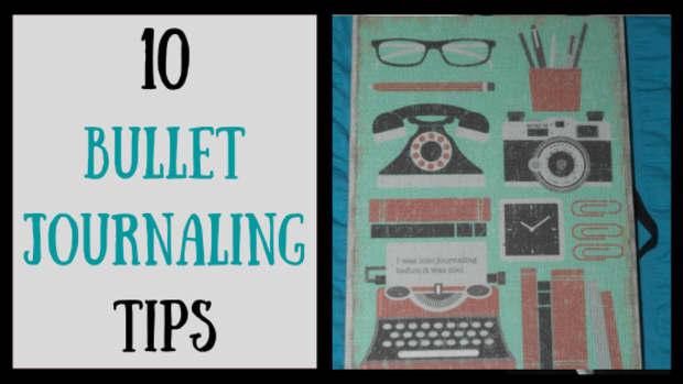 10-tips-for-bullet-journaling