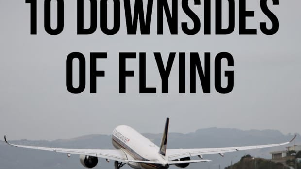 disadvantages-of-travelling-by-plane