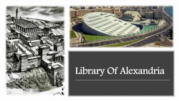 the-library-of-alexandria-history-and-present